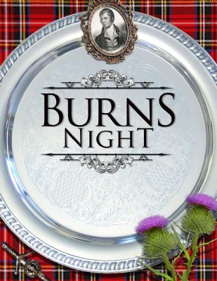 burns supper menu template - payhembury parish hall payhembury village