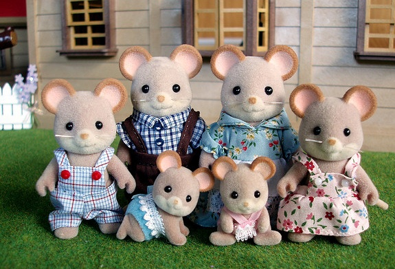 mouse-family